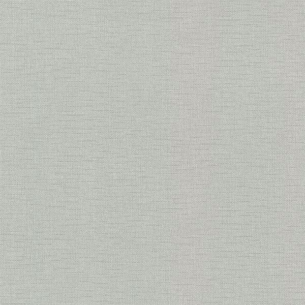 Picture of La Sal Light Grey Canvas Wallpaper