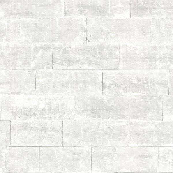 Picture of Sacramento Light Grey Seamless Slate Wallpaper