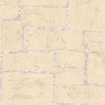 Picture of Uwharrie Cream Stone Wallpaper