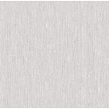 Picture of Goodman Silver Distressed Striped Texture Wallpaper