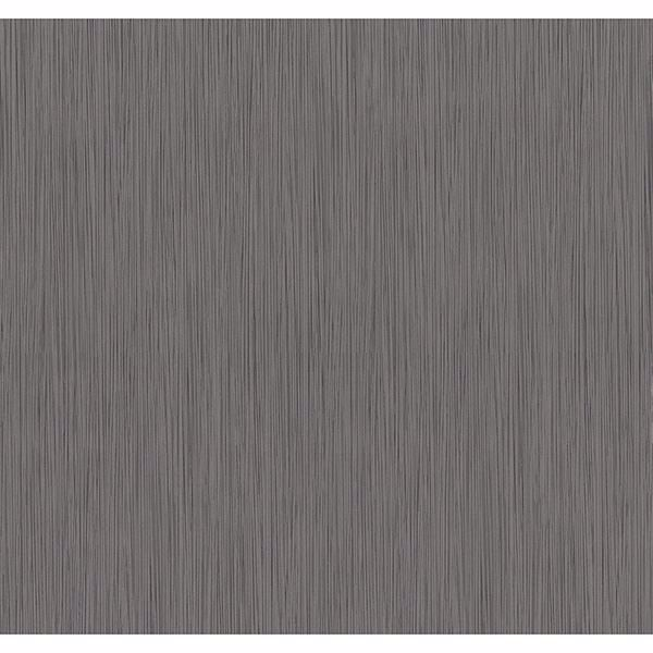 Picture of Ellington Taupe Horizonal Striped Texture Wallpaper