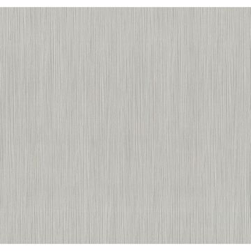 Picture of Ellington Dove Horizonal Striped Texture Wallpaper