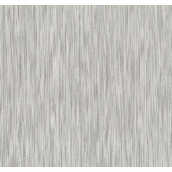 Picture of Ellington Dove Horizonal Striped Texture Wallpaper