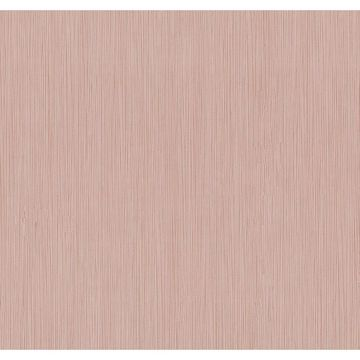 Picture of Ellington Pink Horizonal Striped Texture Wallpaper