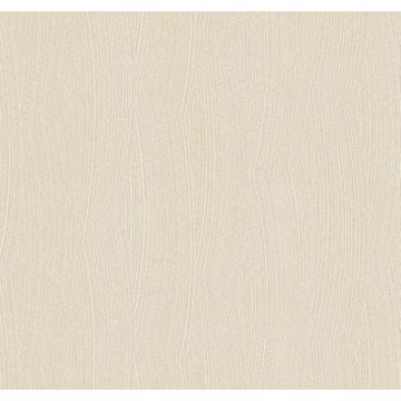 Picture of Hawkins Cream Brush Stroke Texture Wallpaper