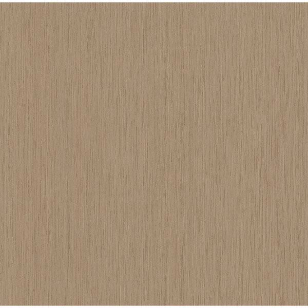 Picture of Goodman Light Brown Distressed Striped Texture Wallpaper