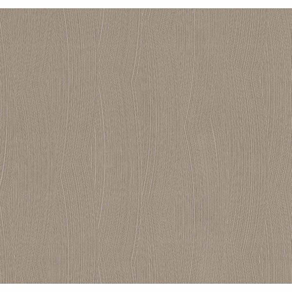 Picture of Hawkins Taupe Brush Stroke Texture Wallpaper