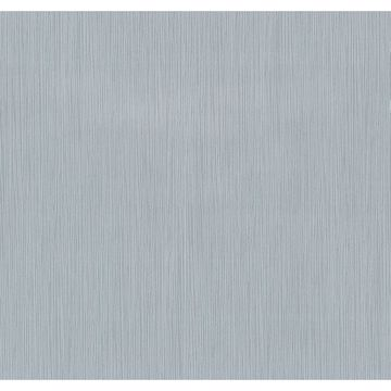 Picture of Ellington Light Blue Horizonal Striped Texture Wallpaper