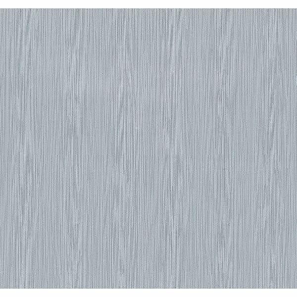Picture of Ellington Light Blue Horizonal Striped Texture Wallpaper