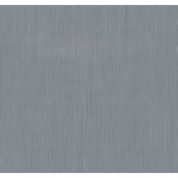 Picture of Ellington Slate Horizonal Striped Texture Wallpaper