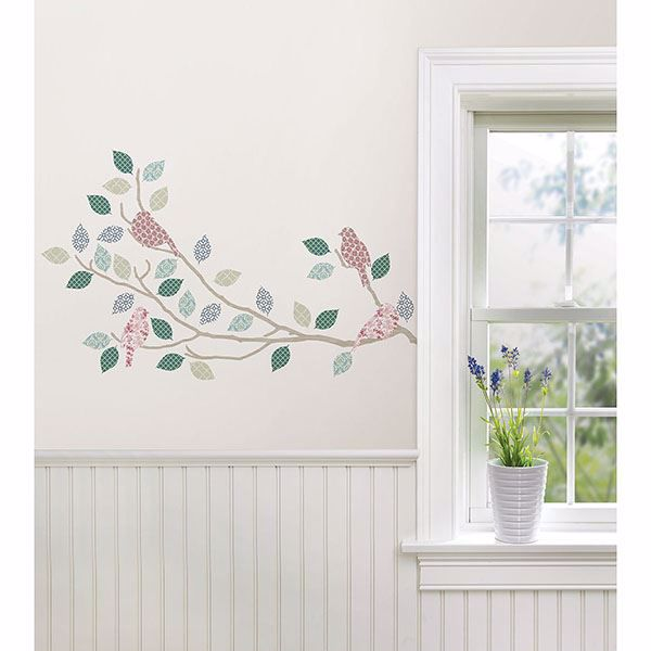 Picture of Song Birds Wall Art Kit