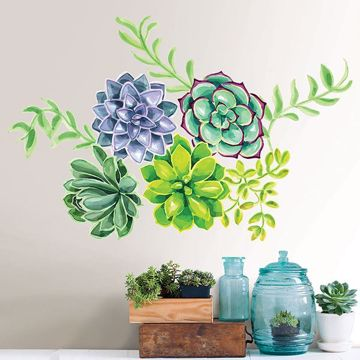 Picture of Desert Flower Wall Art Kit