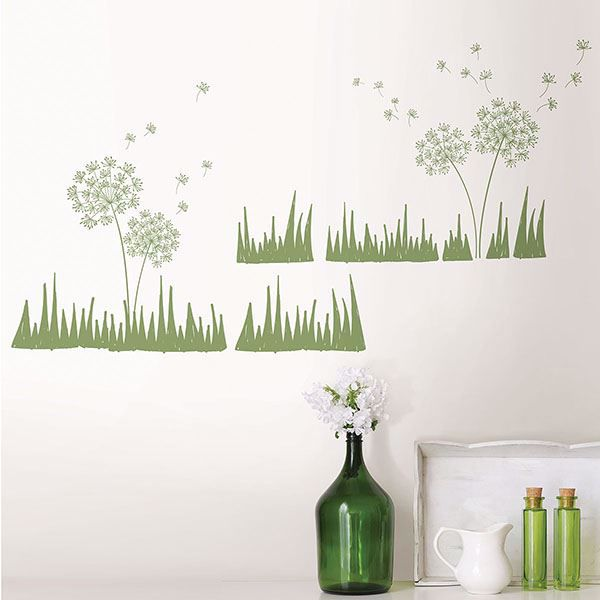 Picture of Wishes in the Wind Wall Art Kit