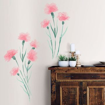 Picture of What in Carnation! Wall Art Kit