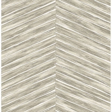 Picture of Pina Neutral Chevron Weave Wallpaper