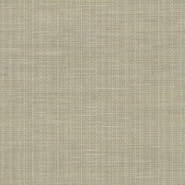 Picture of Hartman Khaki Faux Grasscloth Wallpaper