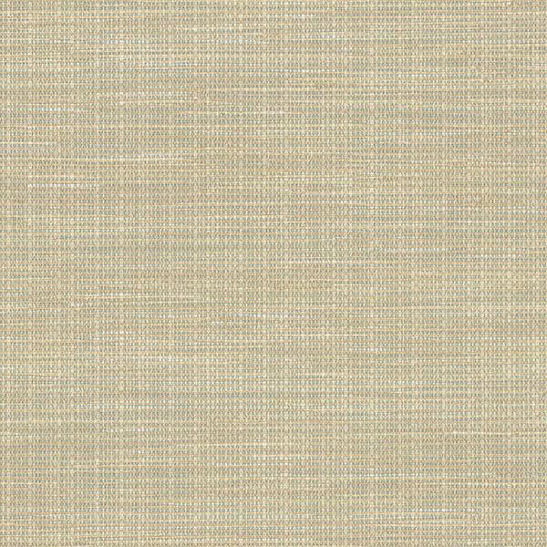 Picture of Hartman Neutral Faux Grasscloth Wallpaper