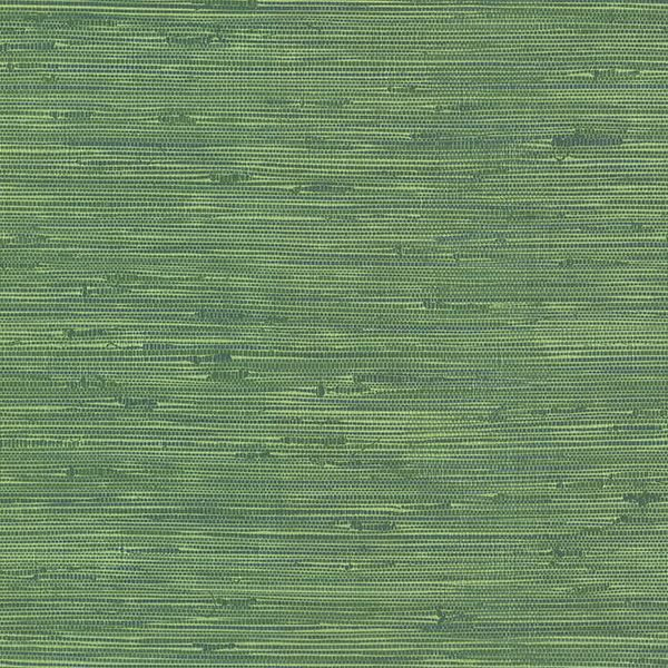 Picture of Fiber Green Weave Texture Wallpaper