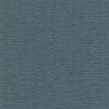 Picture of Goodwin Dark Blue Bark Texture Wallpaper