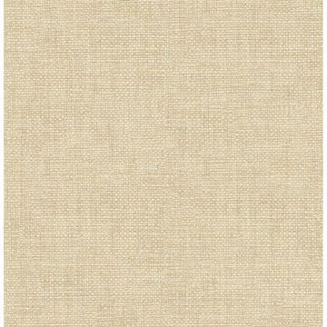 Picture of Twine Honey Grass Weave Wallpaper
