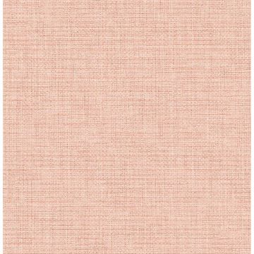 Picture of Twine Blush Grass Weave Wallpaper