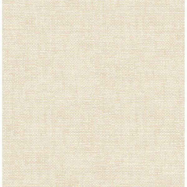 Picture of Twine Off-White Grass Weave Wallpaper