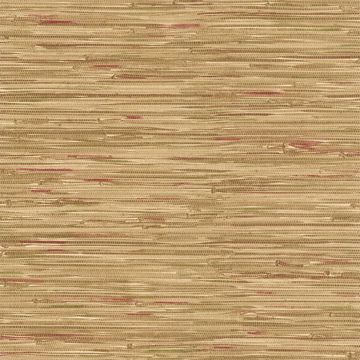 Picture of Cate Multicolor Vinyl Grasscloth Wallpaper