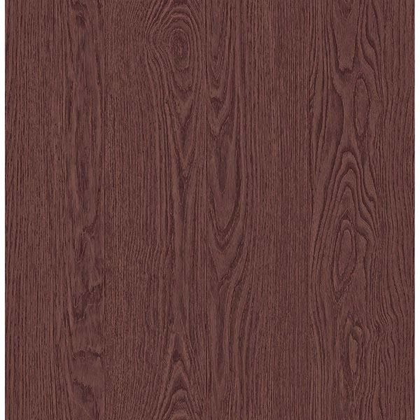 Picture of Remi Maroon Wood Wallpaper
