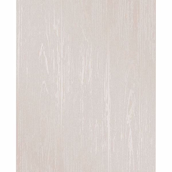 Picture of Superior Cream Wood Wallpaper