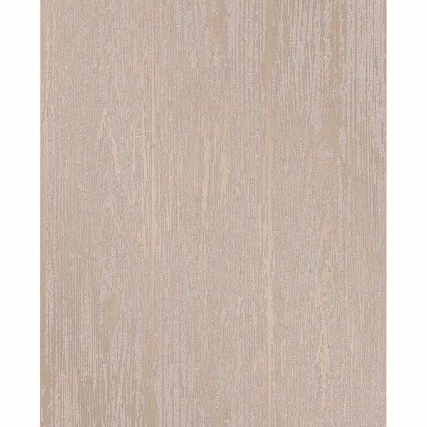 Picture of Superior Metallic Wood Wallpaper