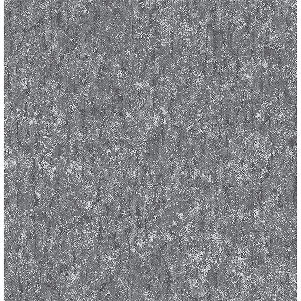 Picture of Cole Dark Grey Winter Plain Wallpaper