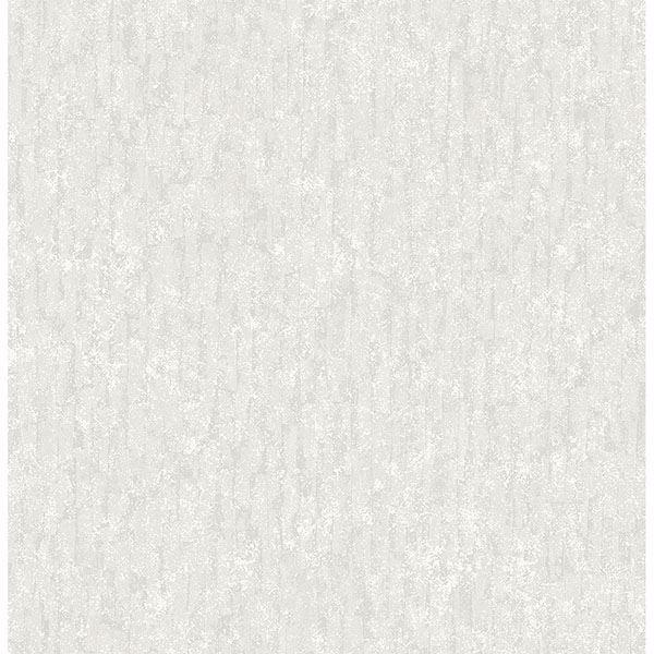 Picture of Cole White Winter Plain Wallpaper