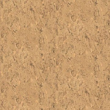 Picture of Adrift Neutral Large Faux Cork Wallpaper