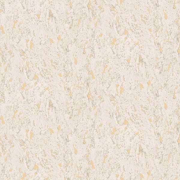 Picture of Adrift White Large Faux Cork Wallpaper