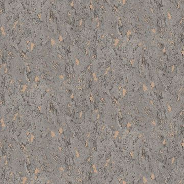 Picture of Adrift Grey Large Faux Cork Wallpaper