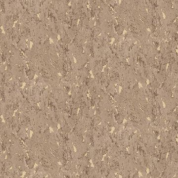 Picture of Adrift Brown Large Faux Cork Wallpaper