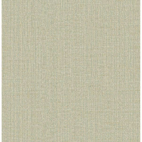 Picture of Beiene Light Green Weave Wallpaper