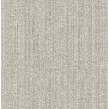 Picture of Beiene Light Grey Weave Wallpaper
