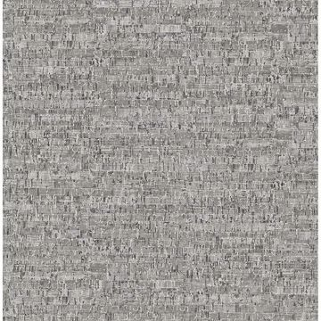 Picture of Burl Grey Small Faux Cork Wallpaper