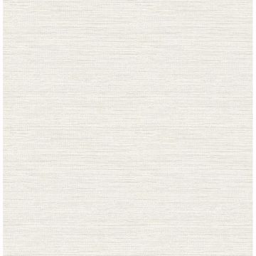 Picture of Bluestem White Grasscloth Wallpaper