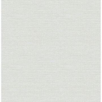 Picture of Bluestem Light Grey Grasscloth Wallpaper