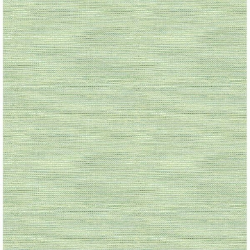 Picture of Bluestem Green Grasscloth Wallpaper