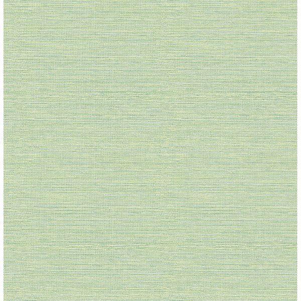Picture of Bluestem Green Grasscloth Wallpaper
