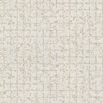 Picture of Stargazer Neutral Glitter Squares Wallpaper