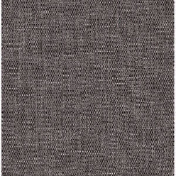 Picture of Julius Dark Brown Natural Weave Texture Wallpaper