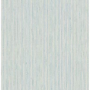 Picture of Salois Light Blue Texture Wallpaper