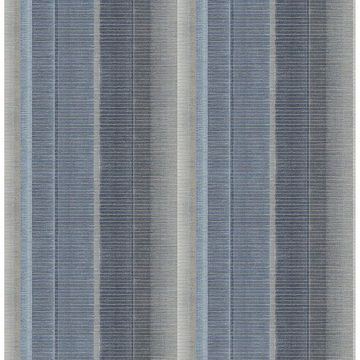 Picture of Potter Blue Flat Iron Wallpaper