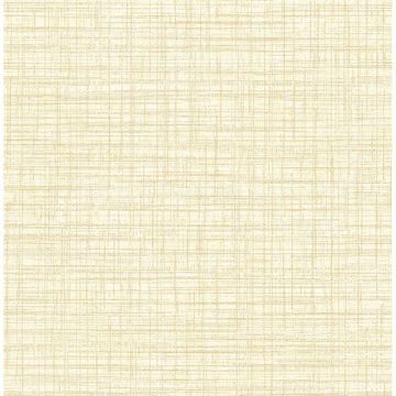 Picture of Tuckernuck Yellow Linen Wallpaper