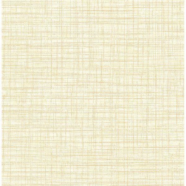 Picture of Tuckernuck Yellow Linen Wallpaper
