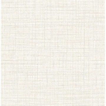 Picture of Tuckernuck Off-White Linen Wallpaper